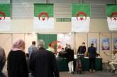 بیش از۳۰ درصد افراد واجد شرایط در انتخابات پارلمانی الجزایر شرکت کردند