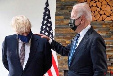"""جانسون: روابط انگلیس و آمریکا """"عمیق، هدفمند و تخریب ناپذیر"""" است"""