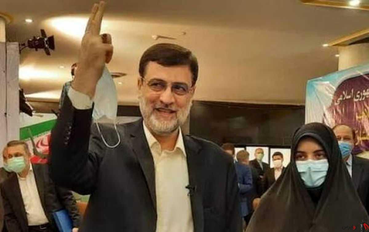 قاضیزاده هاشمی: میدان را باز کنید به لطف الهی تا آخر انتخابات در صحنه خواهم بود !؟!؟!
