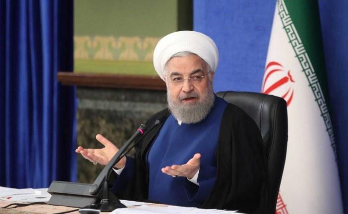 روحانی: تصمیمات ستاد ملی کرونا همواره بر پایه خرد جمعی بود