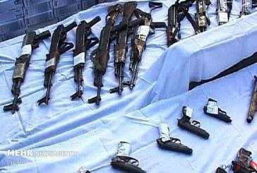 فرمانده انتظامی خوزستان : محموله سلاح قاچاق در خوزستان کشف شد