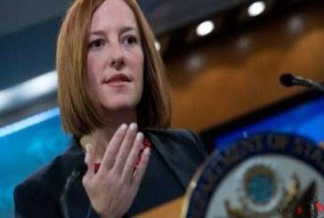 کاخ سفید به تحریم های چین علیه واشنگتن واکنش نشان داد