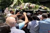 برگزاری مراسم تشییع پیکر «ابوجهاد» در دمشق
