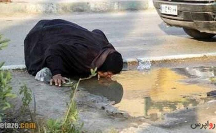 نگاهی به عکس ( جعلی ) منتسب به بحران آبی اخیر در خوزستان و یک هشدار ( یادداشت مجید سعیدی خبرنگار و فتوژورنالیسم برتر )