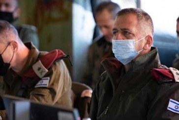 فرمانده ارتش رژیم صهیونیستی، نوار غزه را به عملیات نظامی تهدید کرد
