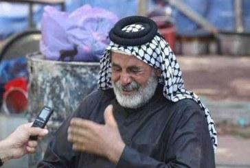 اشک خادمان اربعین پس از جمع شدن موکبهای عراقی