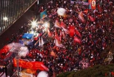 معترضان در برزیل خواستار استیضاح رئیس جمهور شدند