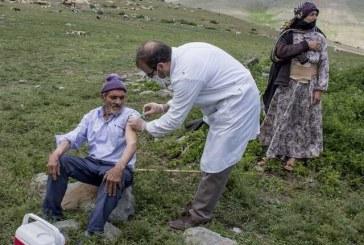 «کارایی چشمگیر» واکسیناسیون در کاهش میزان بستری دریافت کنندگان واکسنها در ایران