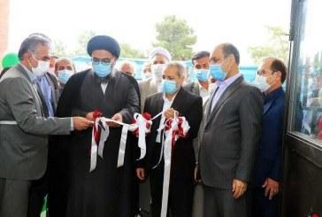 افتتاح مدرسه ۱۰ کلاسه در آق قلا