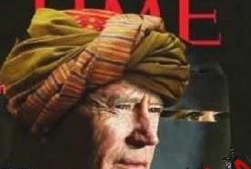 رونمایی مجله تایم از نقش آمریکا در بازگشت طالبان ( بایدن و کامالا هریس قوام بخشان طالبان در پوشش طالبان )
