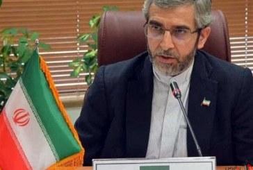 ورود علی باقری به بروکسل برای گفتگو با مقامات اروپایی