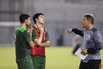 """هشدار به ایران قبل از بازی با لبنان و سوریه؛ """"خودت را جمع کن!"""""""